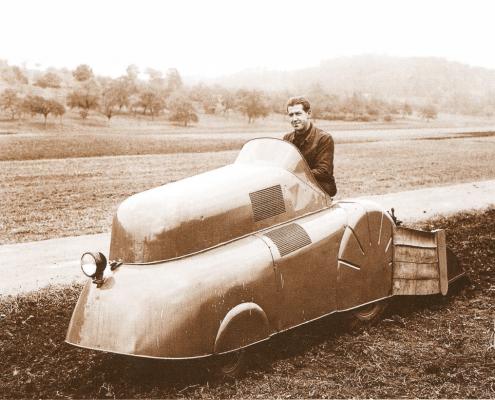 Porsche Traktor P 312