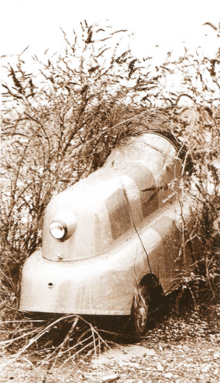 Porsche Traktor P312