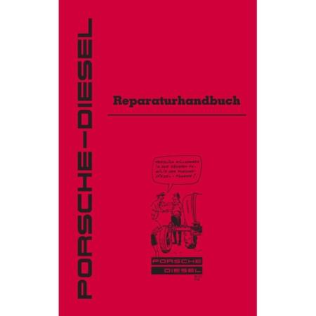 Porsche Diesel Werkstatthandbuch