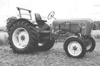 Porsche Traktor Master 409