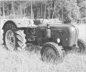 Porsche Traktor Master 418