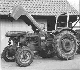 Porsche Traktor Master 429