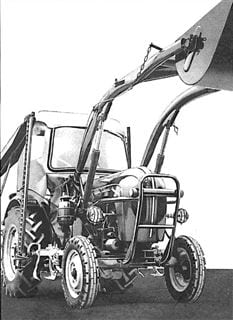Porsche Traktor Standard Star 238
