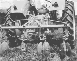 Porsche Traktor Super L 319 im Einsatz