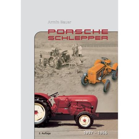Das große Porsche Diesel Traktor Werkstatthandbuch